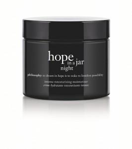 hope in a jar night closed