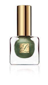 Pure Color Vivid Shine Nail Lacquer in Metallic Green