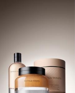 Bottega Veneta bathline 2013 three products