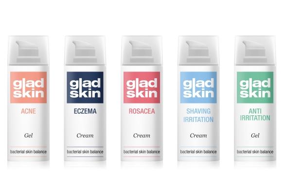 Gladskin-bottles