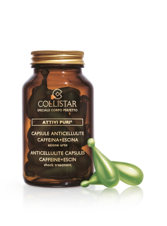 25154 Pure Actives Anticellulite Capsules