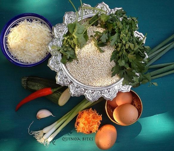 Quinoa Bites 1
