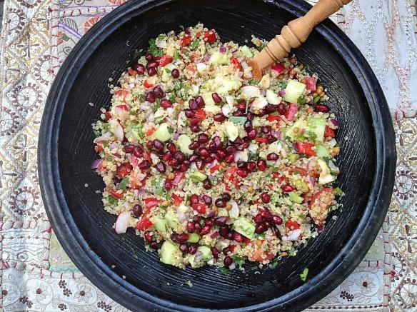 quinoa salade 2