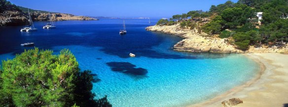 Strand-Ibiza