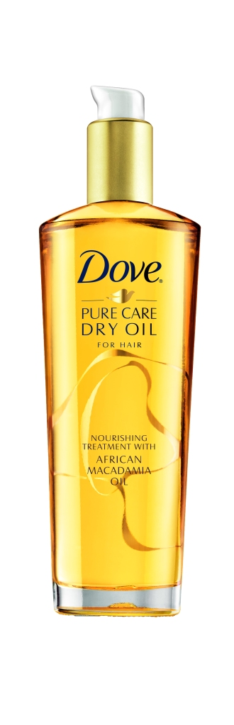 Dove AHS Pure Care Sublime Oil Macadamia oil