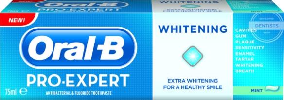 Oral-B Pro-Expert Whitening tandpasta