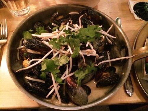 Mossel-Gin-mussels