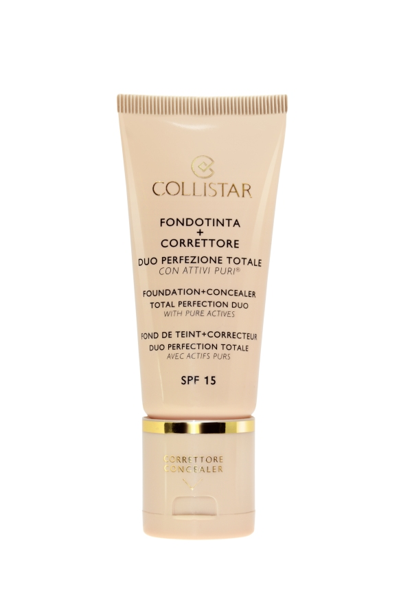 Total Perfection Foundation + Concealer