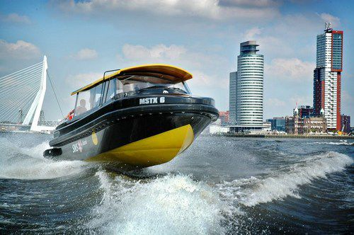 Watertaxi-Hotel_New_York-Rotterdam
