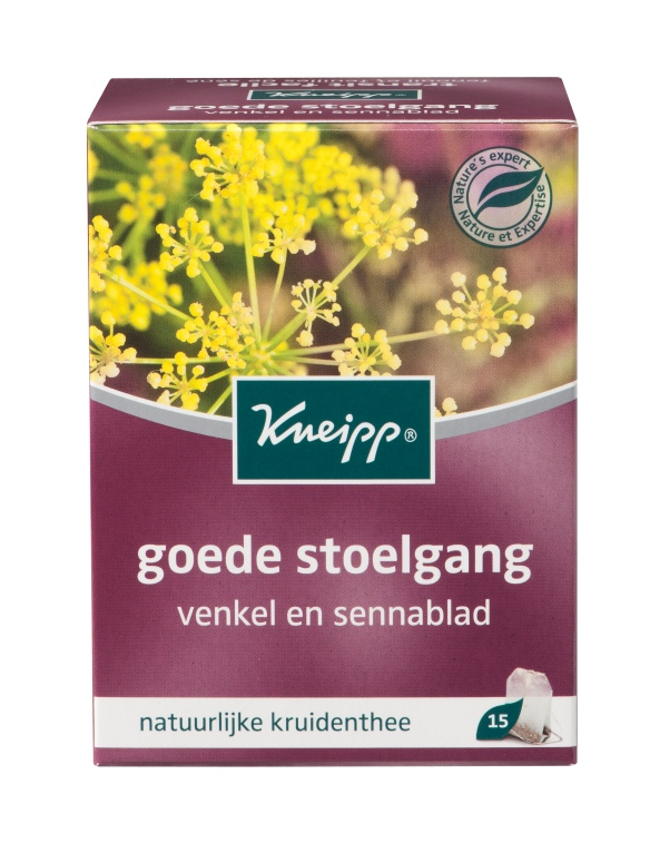 Kneipp Goede stoelgang thee