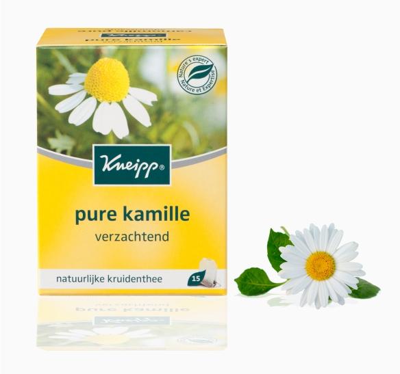 Kneipp Kamille thee sfeerfoto