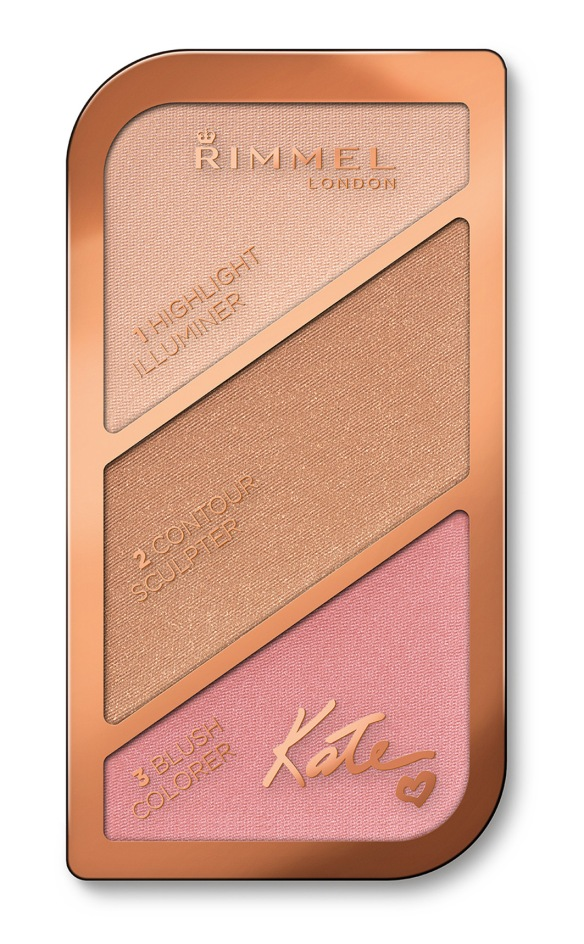 Rimmel London Kate Sculpting Palette 001