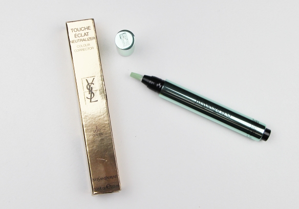 Yves-Saint-Laurent-Beauty-Touche-Éclat-Neutralizer-Color-Corrector-2-Vert-Green-Review