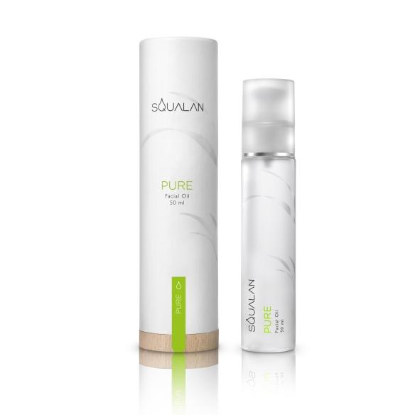 Squalan Pure Facial Oil packshot
