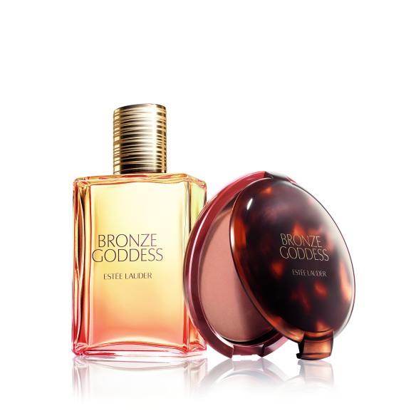 Estée Lauder Bronze Goddes Fragrance & Bronzing Powder